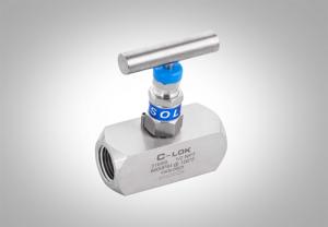 bar stock needle valves