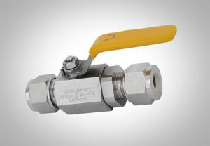 hex bar stock ball valves